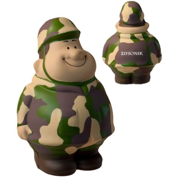 Army Man Bert Stress Reliever