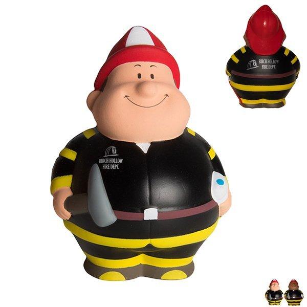 Fireman Bert Stress Shape
