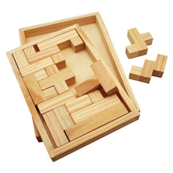 Shapes Challenge Puzzle
