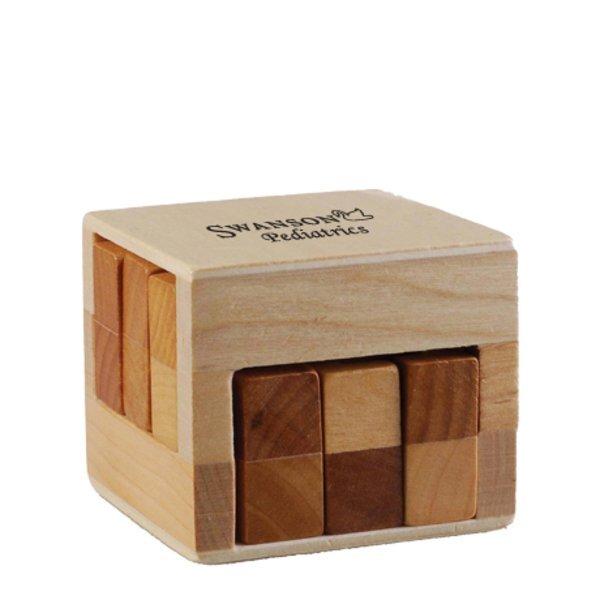 Sliding Cube Puzzle