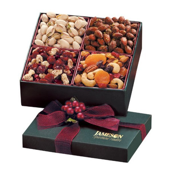 Nutritious Snack Mix Assortment Gift Box