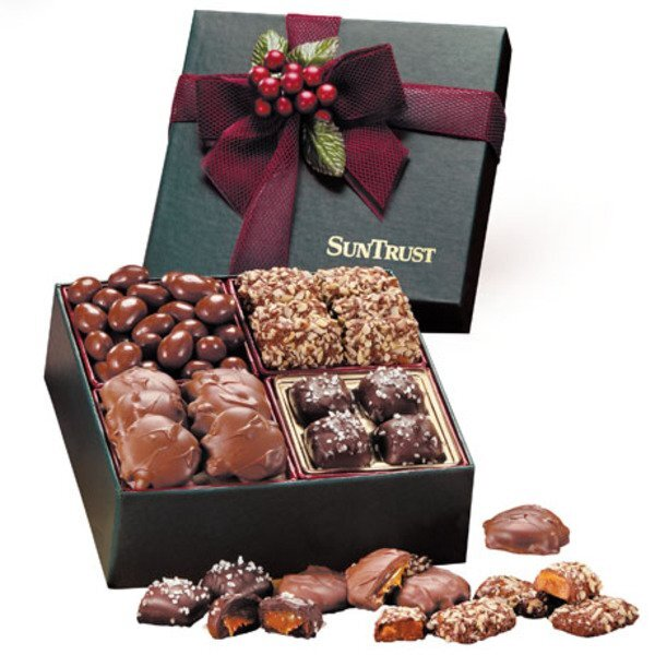 Chocolate Elegance Gift Box