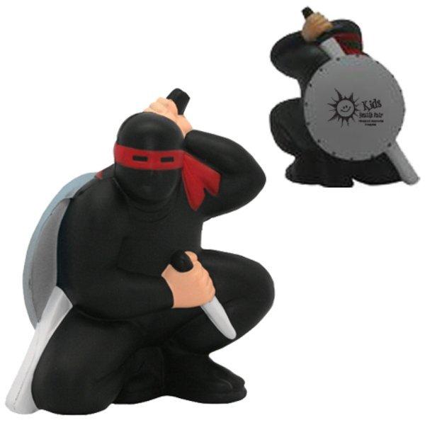 Ninja Warrior Stress Reliever
