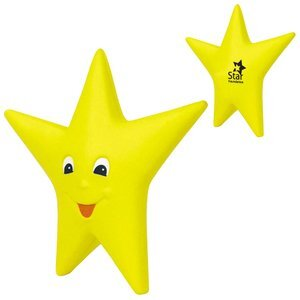 Happy Star Stress Reliever