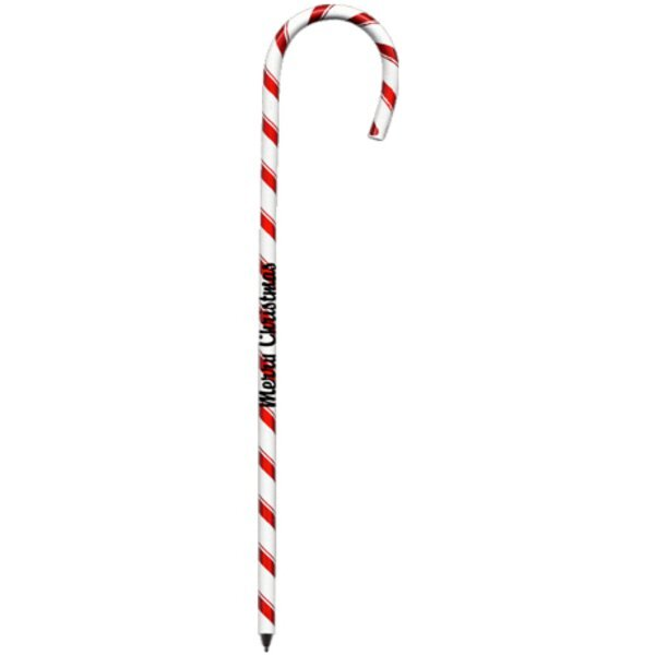 Candy Cane InkBend Standard™ Pen