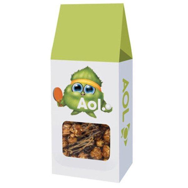 Peanut Butter Cup Popcorn Gourmet Popcorn Favor Box