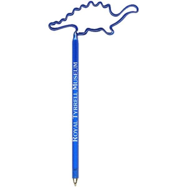 Dinosaur Stegosaurus InkBend Standard™ Pen