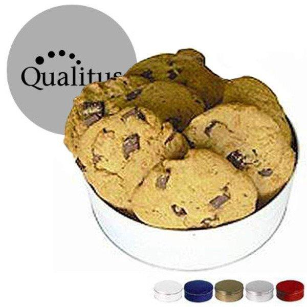 Royal Tin w/ Chocolate Chip Cookies
