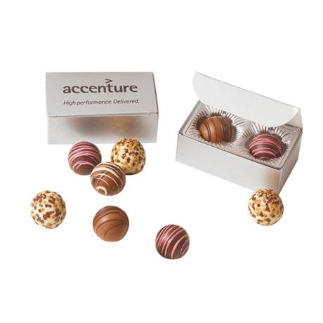 Chocolate Truffles - 2 Pack