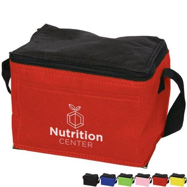 Non-Woven Zippered Lunch Bag
