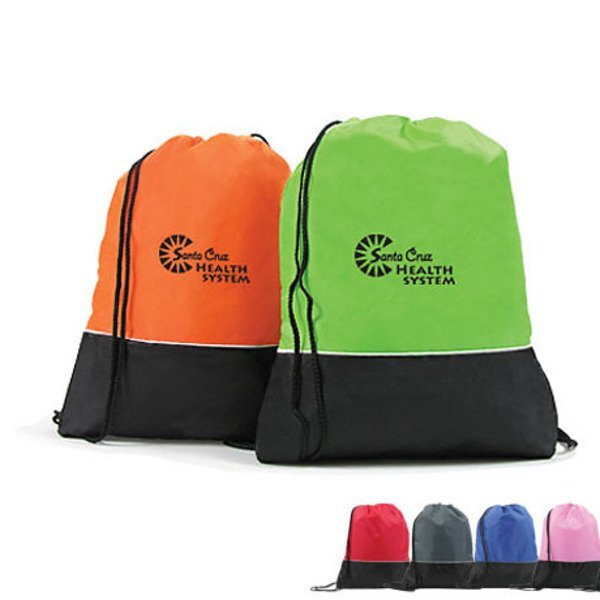 Two-Tone Fashion Cinchpack