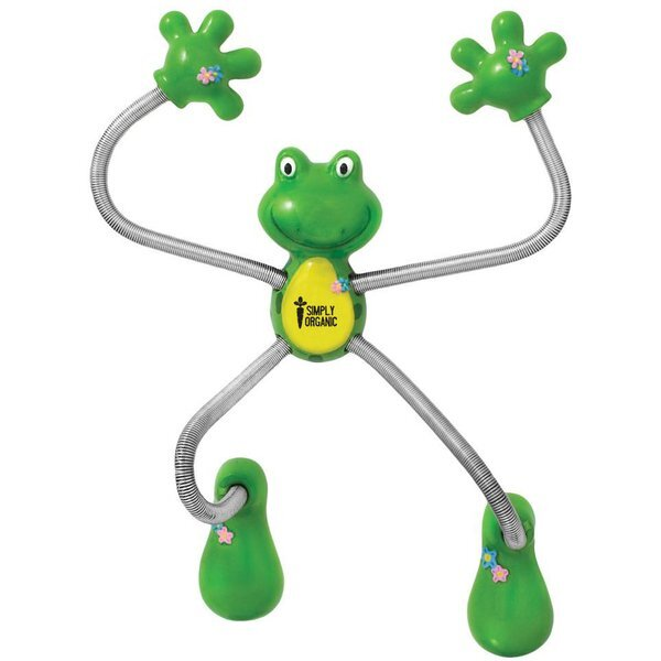 Five-Point Animal Magnet - Frog