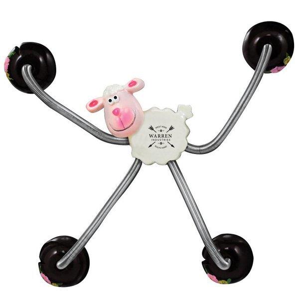 Five-Point Animal Magnet - Lamb