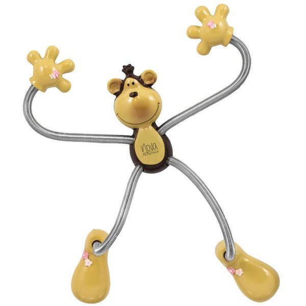 Five-Point Animal Magnet - Monkey