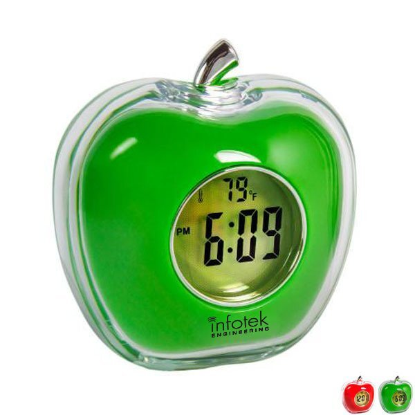 Talking Apple Alarm Clock