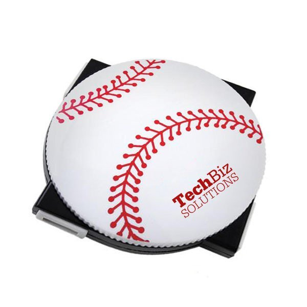 Sports 4-Port USB 2.0 Hub - Baseball