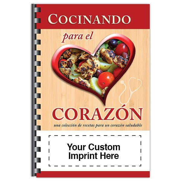 Cooking for the Heart Cookbook, Spanish Version