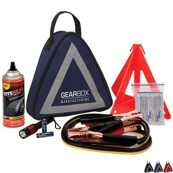 Triangle Bag Standard Highway Safety Kit