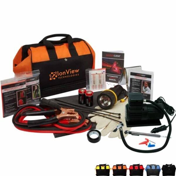Widemouth Bag Auto Safety Kit