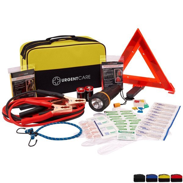 Deluxe Travel Safety Kit