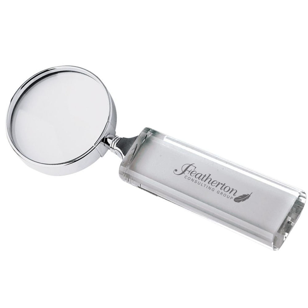 Crystal Magnifier