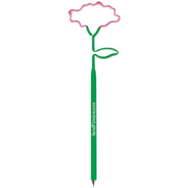 Carnation Flower InkBend Standard™ Pen