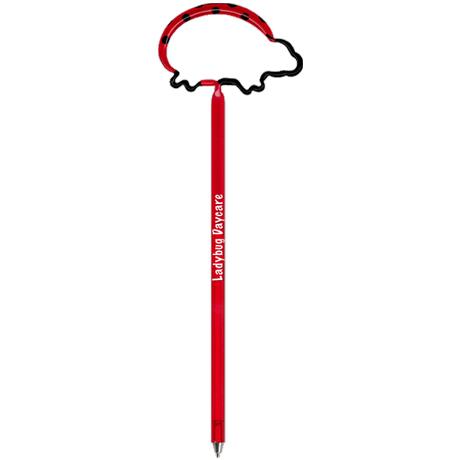 Lady Bug InkBend Standard™ Pen