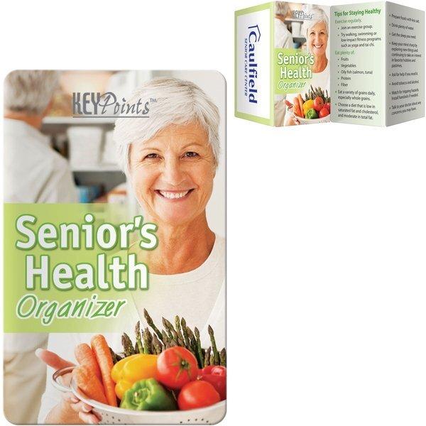 Senior's Health Organizer Key Points™