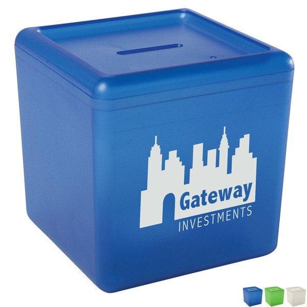 Cash Cube Money Bank