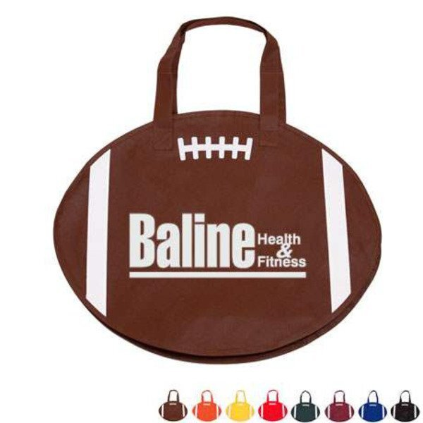 RallyTote™ Non-Woven Football Tote Bag