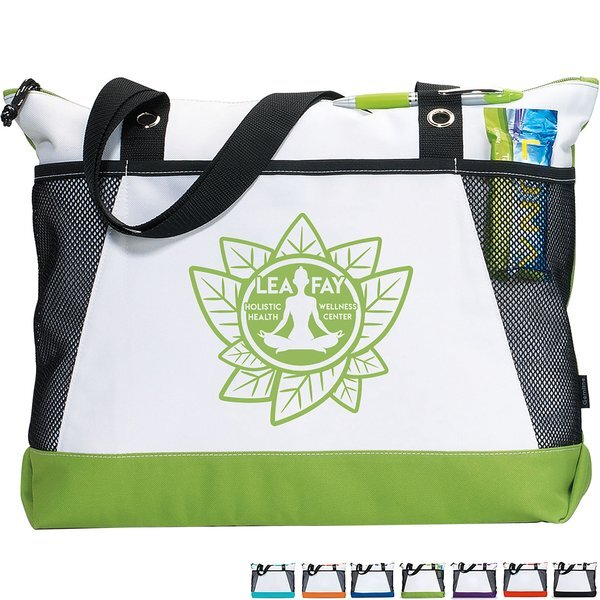 Bayview Polyester Convention Tote
