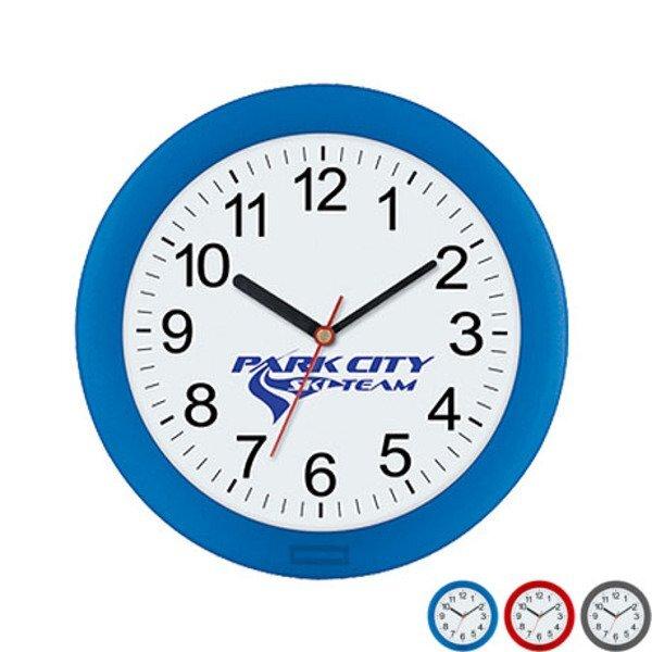 "Translucent Wall Clock, 10"""