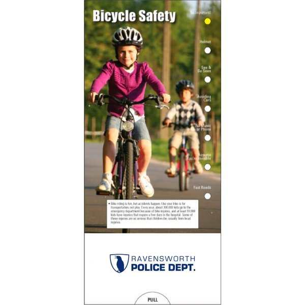 Bicycle Safety Pocket Guide