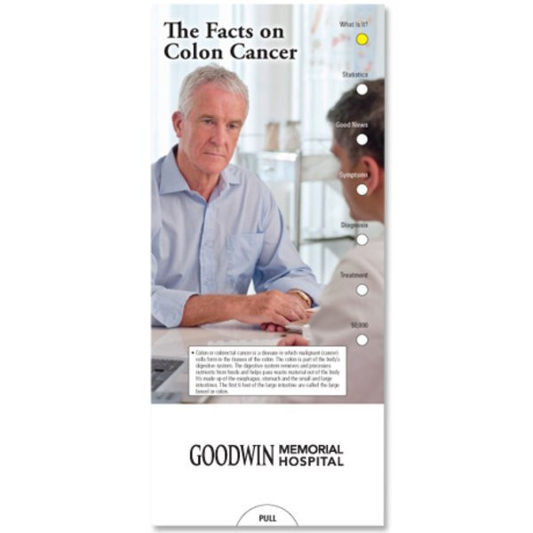The Facts On Colon Cancer Pocket Guide