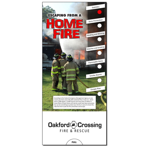 Escaping From A Home Fire Pocket Guide