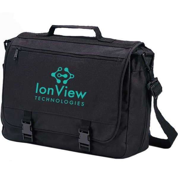 Dover Expandable Polycanvas Saddlebag