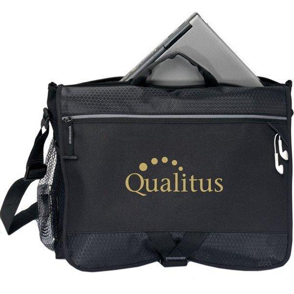 """Focus 15"""" Computer Messenger Bag"""