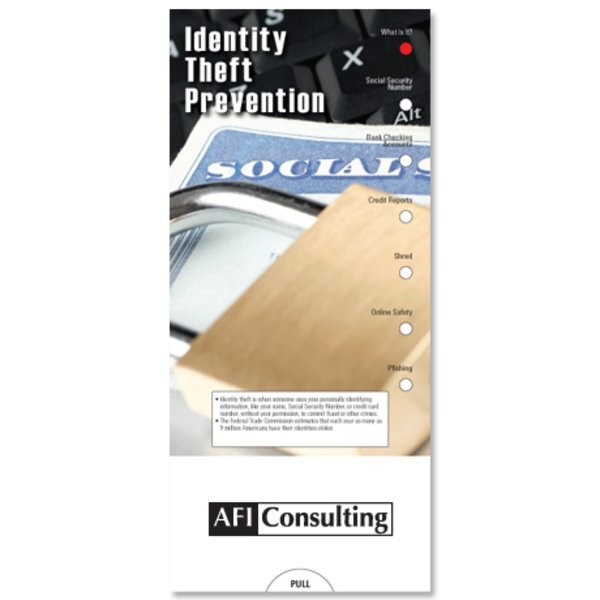 Identity Theft Prevention Pocket Guide