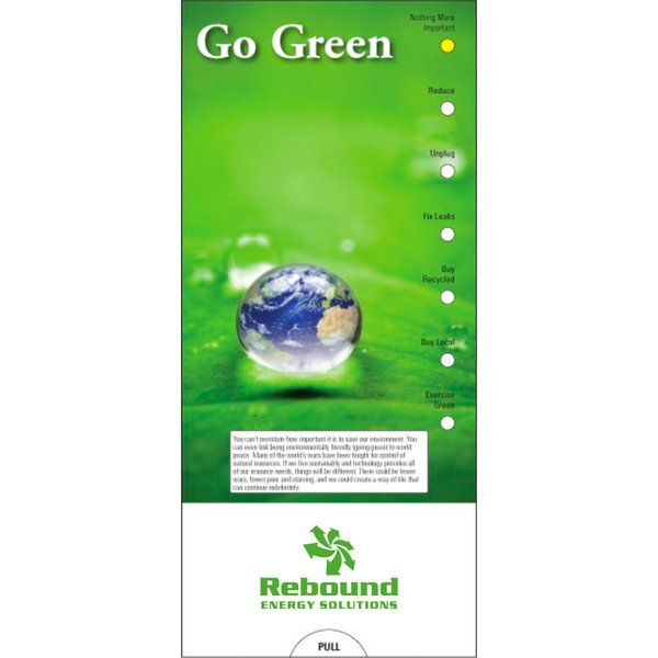 Go Green Pocket Guide