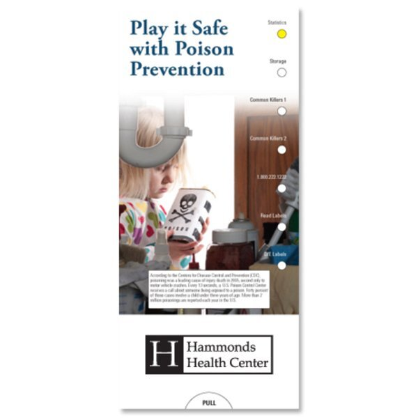 Play it Safe with Poison Prevention Pocket Guide