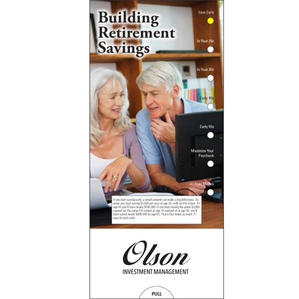 Building Retirement Savings Pocket Guide