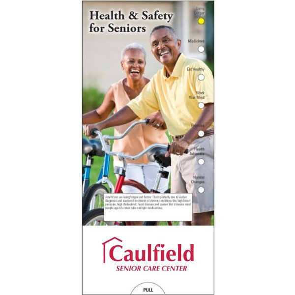 Health & Safety for Seniors Pocket Guide