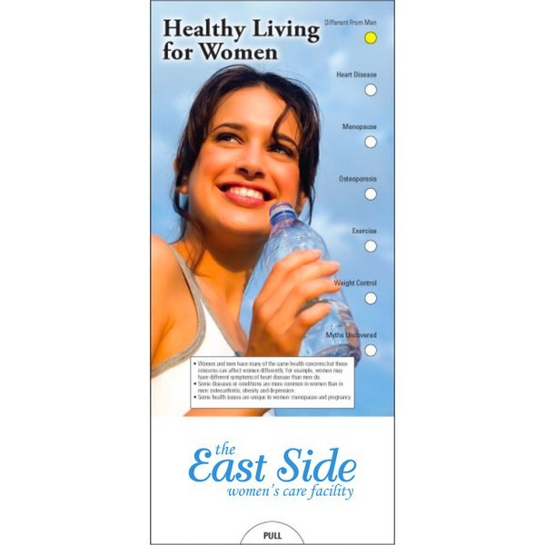 Healthy Living for Women Pocket Guide