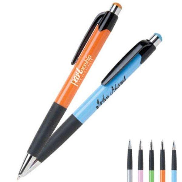 Mardi Gras Night Retractable Pen