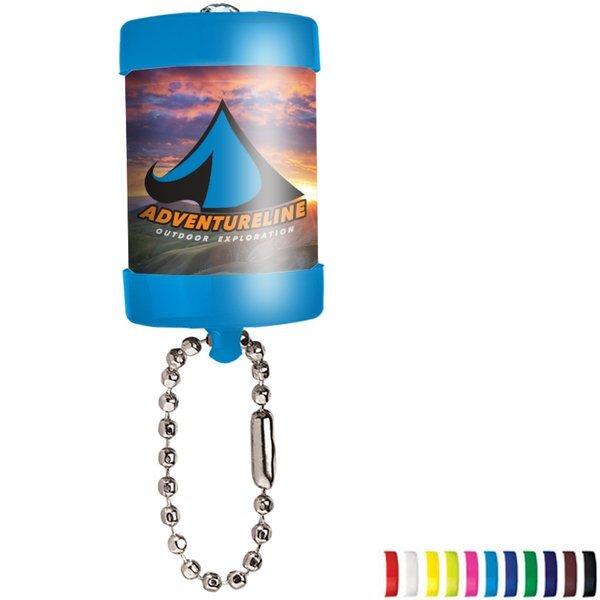 Pressalite LED - Twin Caps, Full Color
