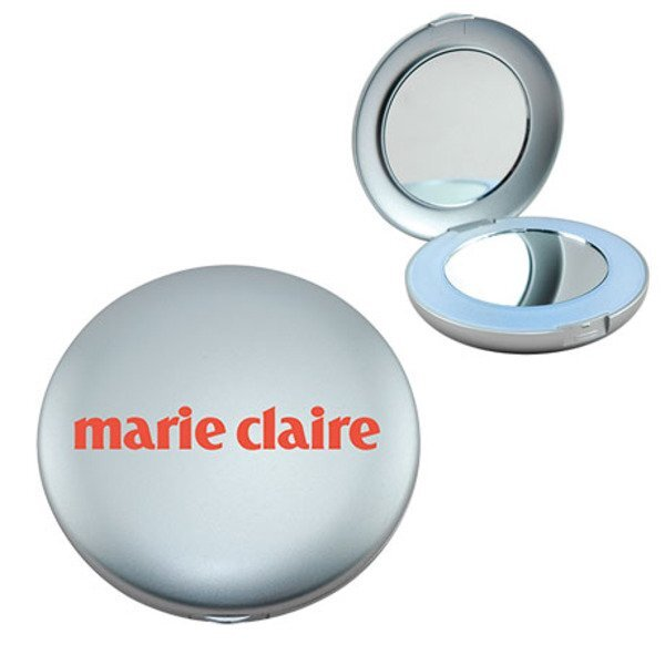 Lighted Mirror Compact