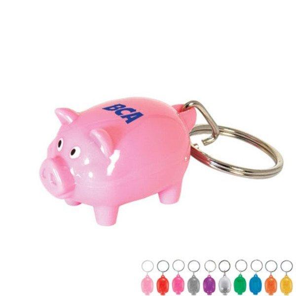 Mr. Piggy Keytag