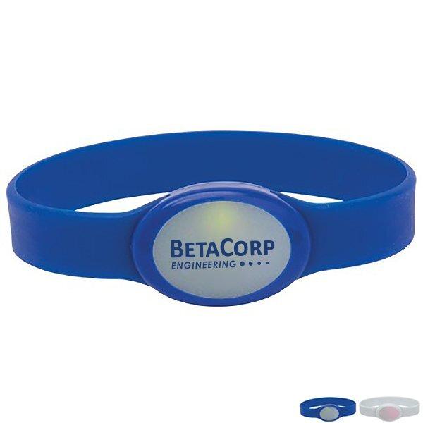 Light Up Silicone Bracelet
