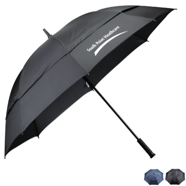 "Slazenger® Fairway Vented Golf Umbrella, 60"" Arc"