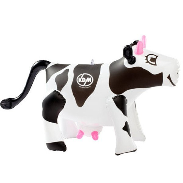 """Inflatable Cow, 17"""""""